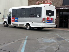Avis/Budget Rental Car Shuttle